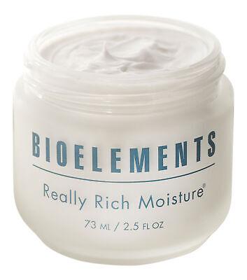 Bioelements Really Rich Moisture 2.5 oz. Facial Moisturizer