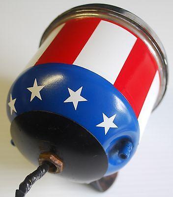 STARS & STRIPES TACH TACHOMETER DECAL KIT Street Rod Gasser T Bucket Rat Rod  for sale  Mooresville