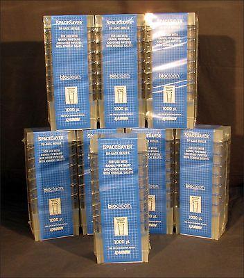 8 Packs Of 768 Rainin Gps-1000 1000l Traditional Shaft Pipette Tips 6144 Tips