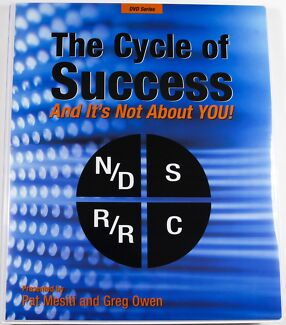 ❤The Cycle of Success: And It's Not About You - Sales System❤ Fairfield West Fairfield Area Preview