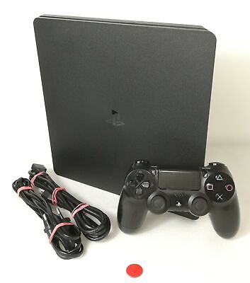 Sony PLAYSTATION 4 Slim 1TB Lotr 1 TB 1000 GB PS4 Console Used