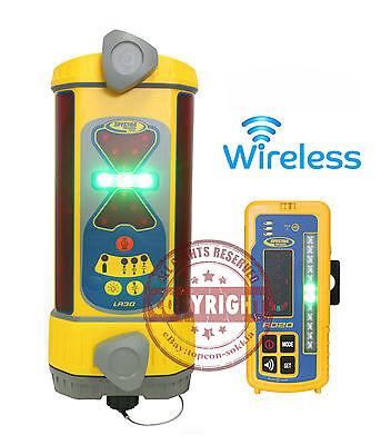 Spectra Precision Lr30w Rd20 Machine Control Laser Receiverapachetrimble
