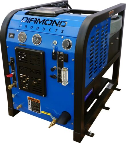 Diamond Products GTXR Plus 23HP Truckmount w/ Waste Tank & Installation Kit