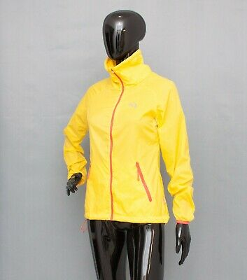 Microlight Jacket KARI TRAA Yellow Climbing Running S