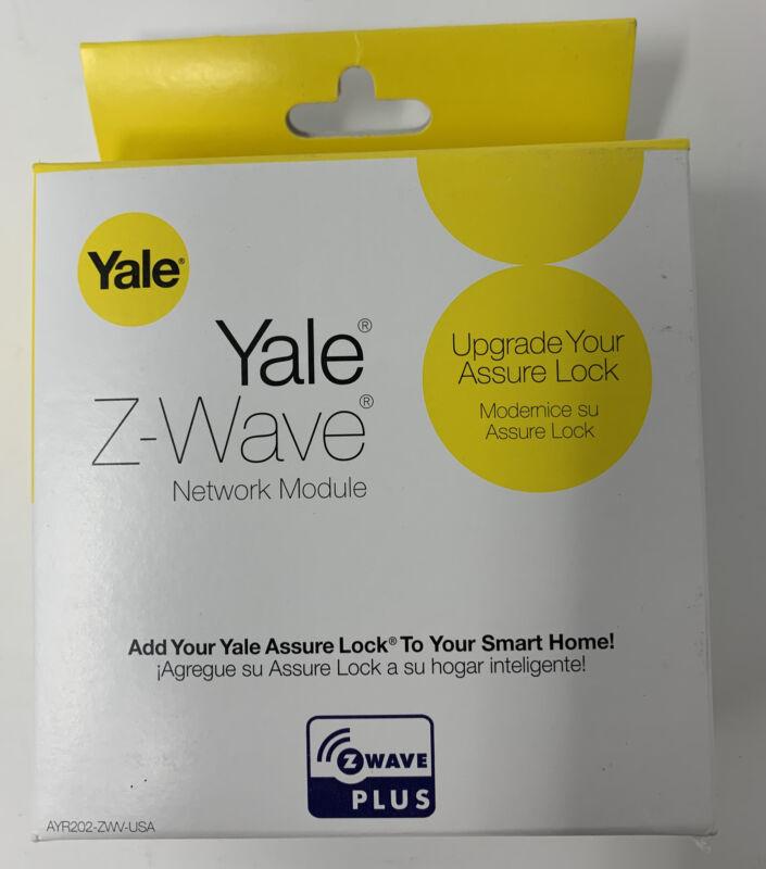Yale Z-WAVE PLUS Module for Yale Assure Locks - AYR202-ZWV-USA