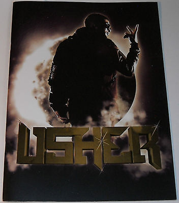 Usher OMG Tour Picture Book (Usher Picture)