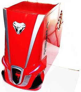 i5 RED VIPER  PC tower/ 3.5GHz turbo/4 GB RAM/500GB HDD/win7/HDMI Colyton Penrith Area Preview