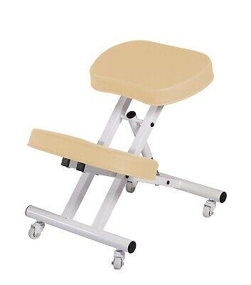 Master Ergonomic Steel Kneeling Chair Prefect For Home Office Meditation In