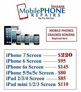 Cheap iPhone 4/4s/5/5s/6/6s/iPad Repair & Samsung S2/3/4/5 Repair Raymond Terrace Port Stephens Area Preview