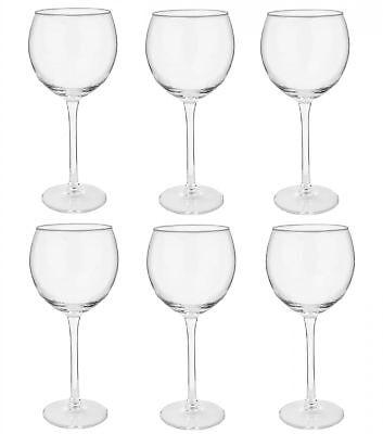 6er Set Weingläser 35cl 350ml Rotweinglas Weinkelch Wein Glas