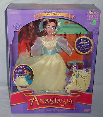 a53bd1c5f110 1997 Galoob Princess Dream Waltz Anastasia Barbie Doll 20th Century Fox  Dress фото