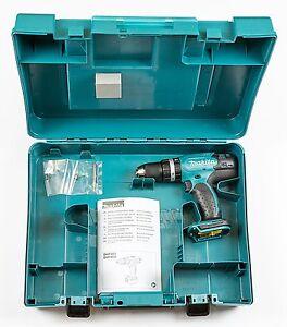 Original Makita Akku Schlagschrauber DHP453 mit Koffer ohne Zubehör NEU