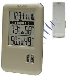 WS-9066U-IT La Crosse Technology Wireless Weather Station TX45UTH-IT Refurbished