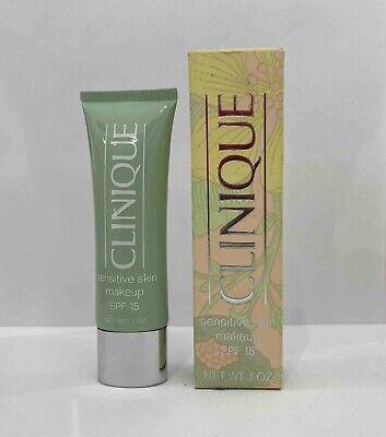 CLINIQUE - SENSITIVE SKIN MAKEUP - SPF 15 - 28.3 G Clinique Sensitive Skin Makeup