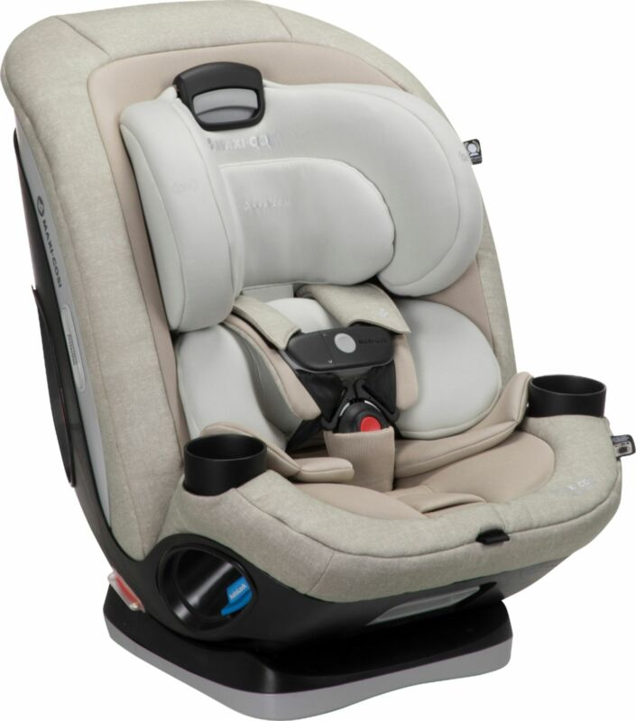 Maxi-Cosi - Magellan Max All-in-One Convertible Car Seat - Nomad Sand