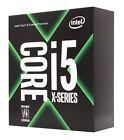 Core i5 7th Gen. Computer Processors (CPUs) Intel Core i5-7640X Processor Model