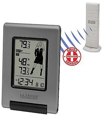 WS-9740U-IT La Crosse Technology Wireless Weather Station TX37U-IT - Refurbished