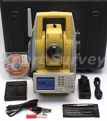 Topcon Is-01 1 2.4 Ghz Robotic Imaging Total Station Is 01 Is01