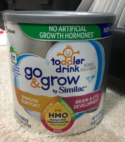 Go & Grow by Similac Toddler Drink with 2