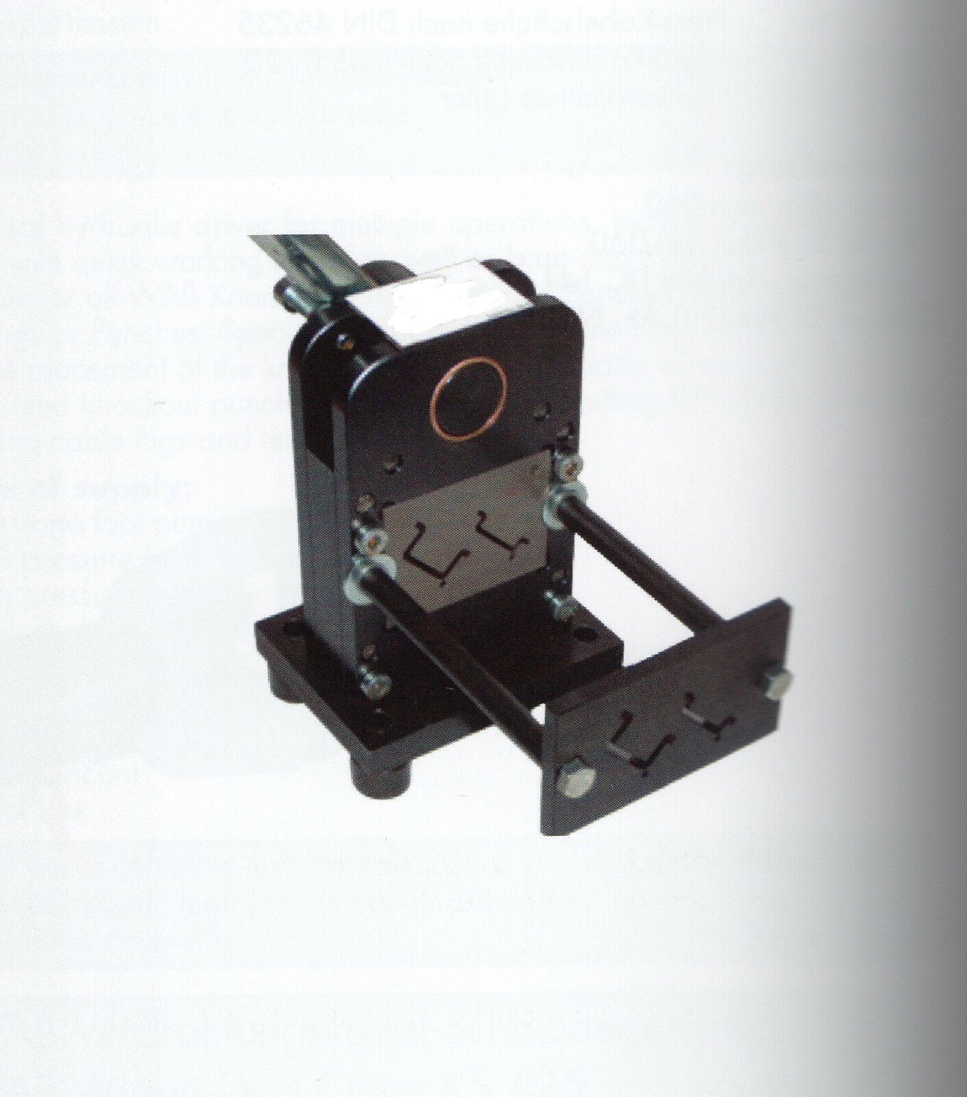Hutschienen Schneidegerät Profilschienen TS35x15 +TS35x7,5 +TS15x5,5 +CU10x3mm