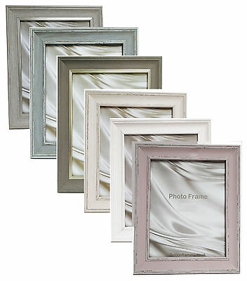 Cornwall Range Vintage Antique Shabby Chic Style Distressed Picture Photo Frame
