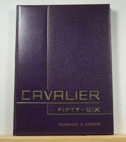 1956 Scranton Preparatory School Yearbook - Cavalier - Pennsylvania PA Annual