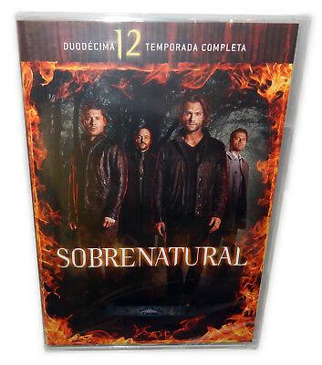 Supernatural - Die komplette Staffel/Season 12 [DVD] 6-Disc, Deutsch(er) Ton