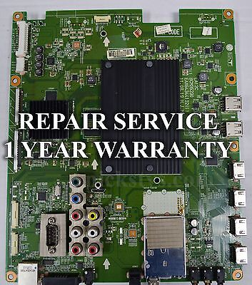 Premium Mail-in Repair Service For LG 47LW5600 Main Board 1 YEAR WARRANTY