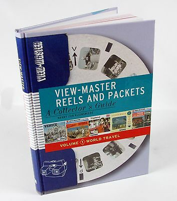 viewmaster - BOOK -View-Master Reels & Packets Vol 1 -WORLD TRAVEL