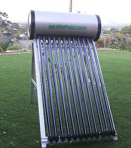 Low pressure solar water heater Seacombe Heights Marion Area Preview