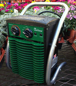 Dr. Infrared heater 1500W Greenhouse  Garage Workshop Heater Assembled in USA