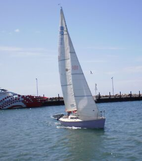 S80 for sale - Ready for Rottnest, cruising or river racing! Scarborough Stirling Area Preview