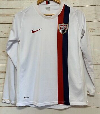 Youth Nike National Team USA Soccer Tee Shirt 887083-410//Choose size