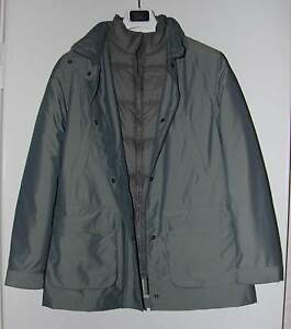 Paul-amp-Shark-Yachting-DONNA-doppia-giacca-giaccone-imbottita-S-Women-039-s-jacket