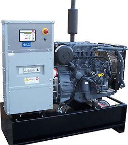 20 kVA Deutz 230 400 V Diesel Generator Notstromaggregat Stromerzeuger