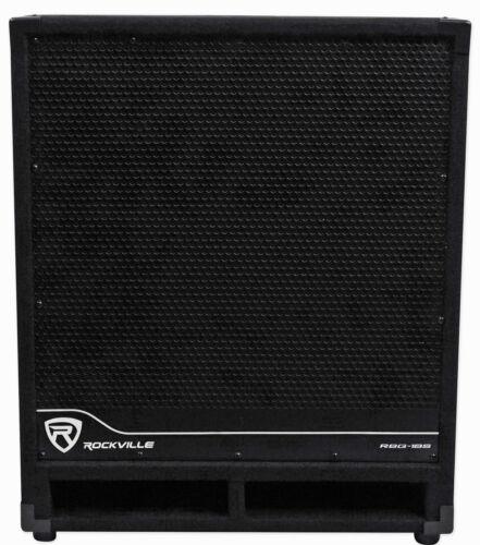 Купить Rockville RBG18S - Rockville RBG18S 18 2000 Watt Active Powered PA Subwoofer w/DSP+Limiter Pro/DJ