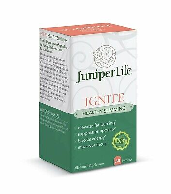 Ignite - Healthy Slimming, Suppresses appetite, Boots Energy & Improve Focus