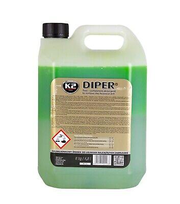 K2 Diper Shampoo Autoshampoo Waschmittel Auto Wäsche Reinigung 4,5 L Liter
