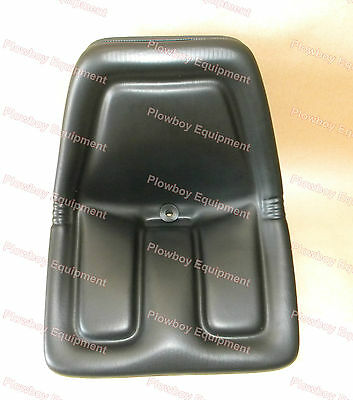 Tm333bl Tractor Seat Metal Base Fits Allis Chalmers Bobcat Skid Steer Loader