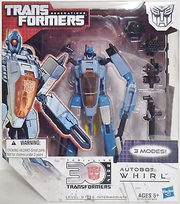 AUTOBOT WHIRL Transformers Generations 30th Ann. Voyager Class Figure 2014