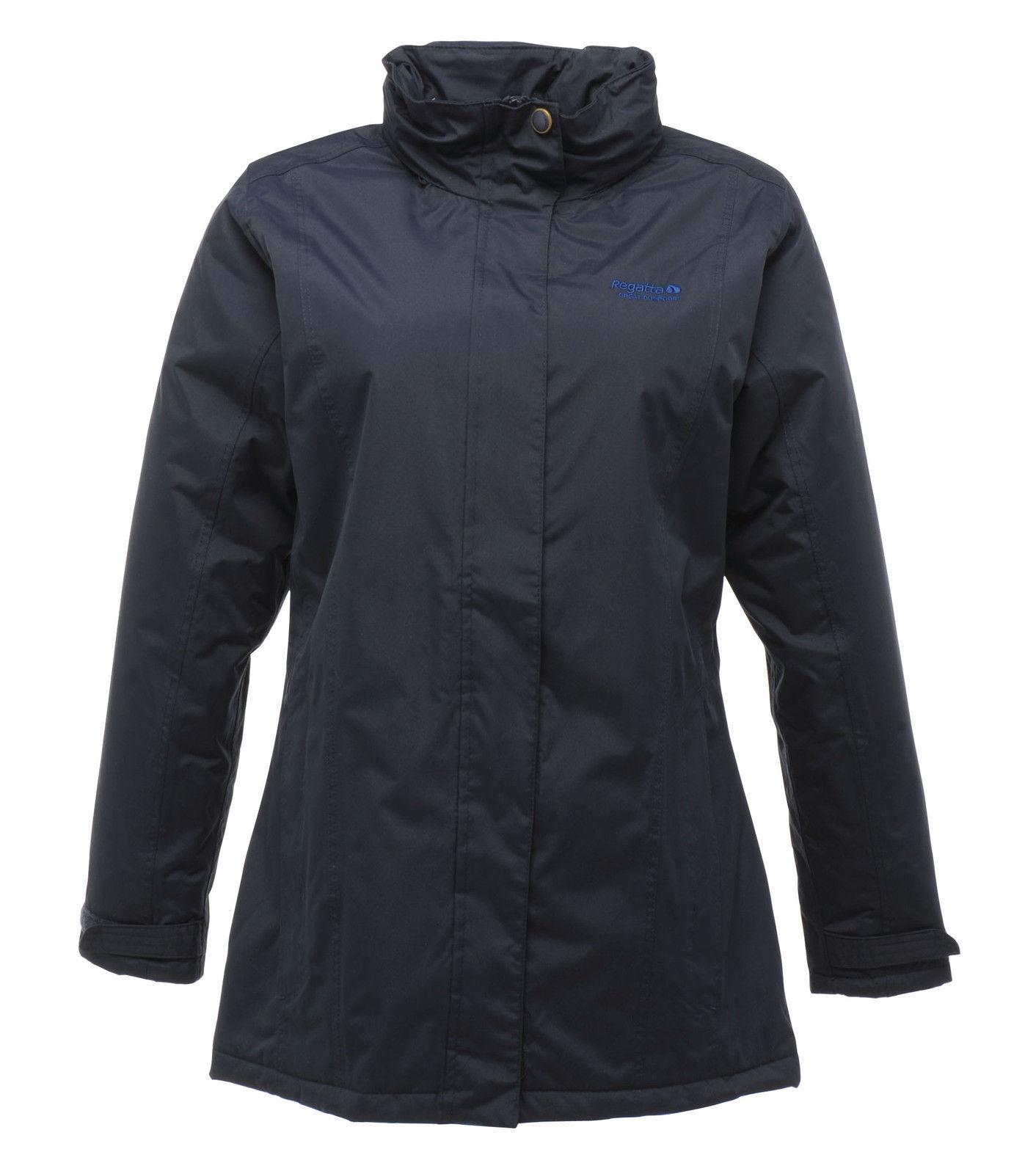 Regatta Women//Ladies Blanche Padded Waterproof Jacket