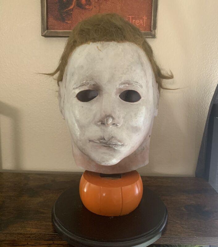 Halloween Michael Myers NAG 75K JC H2 Collectible Mask! U.S. Seller! Beast!