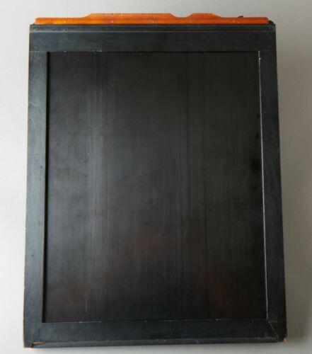 Vintage Sterling Wooden 11X14 Film Holder ~ Good Condition