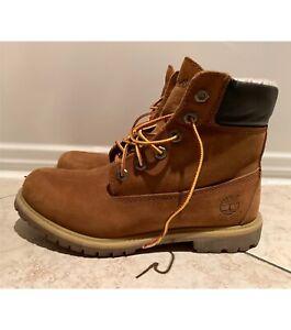 Timberlands, Fleece Waterproof Boots - Size 9 Women's