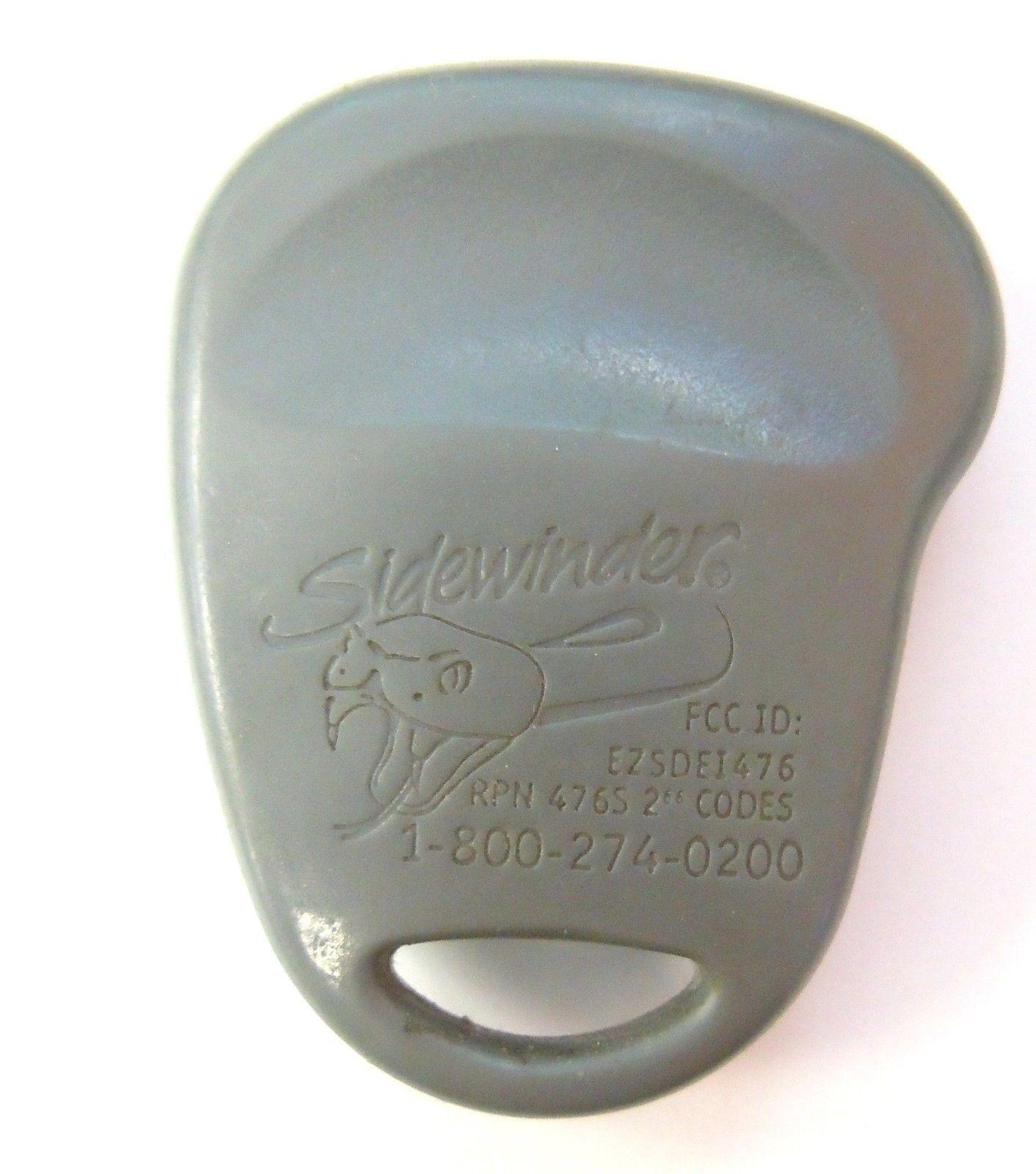 Keyless Remote Sidewinder start transmitter 3000HF 3000ESP 3200HS