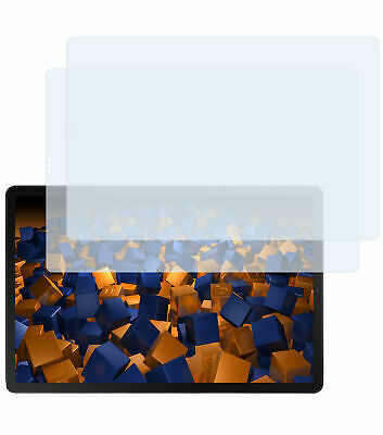 mumbi 2x Folie für Samsung Galaxy Tab S5e Schutzfolie klar Displayschutz Display (Galaxy Tab 2 Display-schutzfolie)