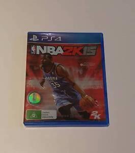 NBA 2K15 - PS4 Ringwood East Maroondah Area Preview