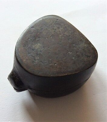 Victorian bronze dental mould