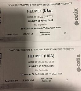 Helmet Tickets Tarragindi Brisbane South West Preview