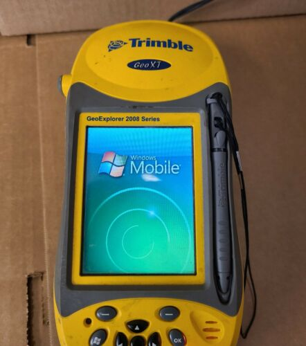 Trimble Geo XT GeoExplorer 2008 Series # 70950-20 Win, Mobile 6 + Charging Base